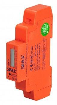 Licznik energii elektrycznej 1-fazowy 45A 230V z wyświetlaczem LS-1F MID 85401010