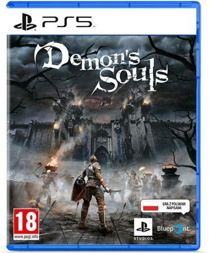 Demon''s Souls Remake PS5 - przedsprzedaż