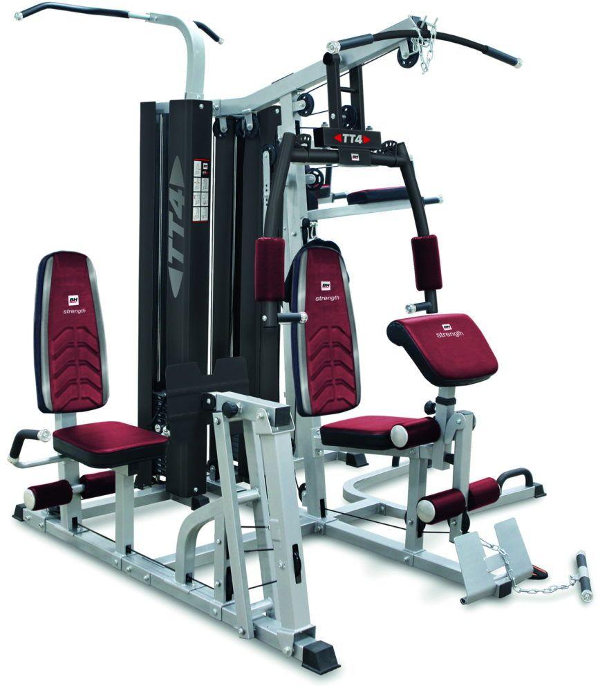 Atlas Treningowy TT4 G159 BH Fitness
