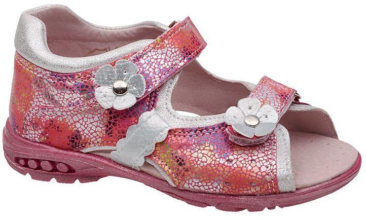 Sandałki dla dziewczynki KORNECKI 4951 Różowe Sandały