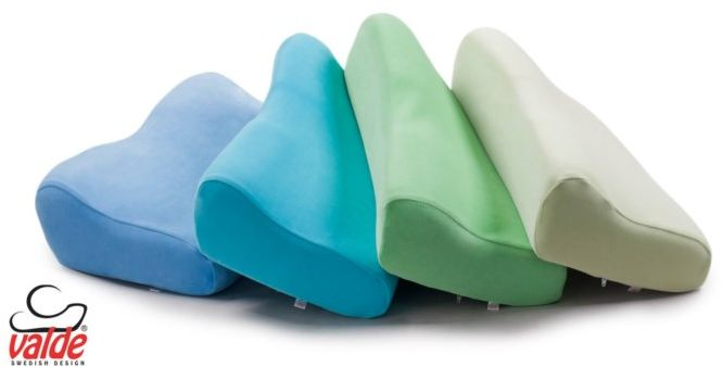 Poszewka na poduszkę ortopedyczną B1- B8 Valde : kolor - szary, wersja - frotte