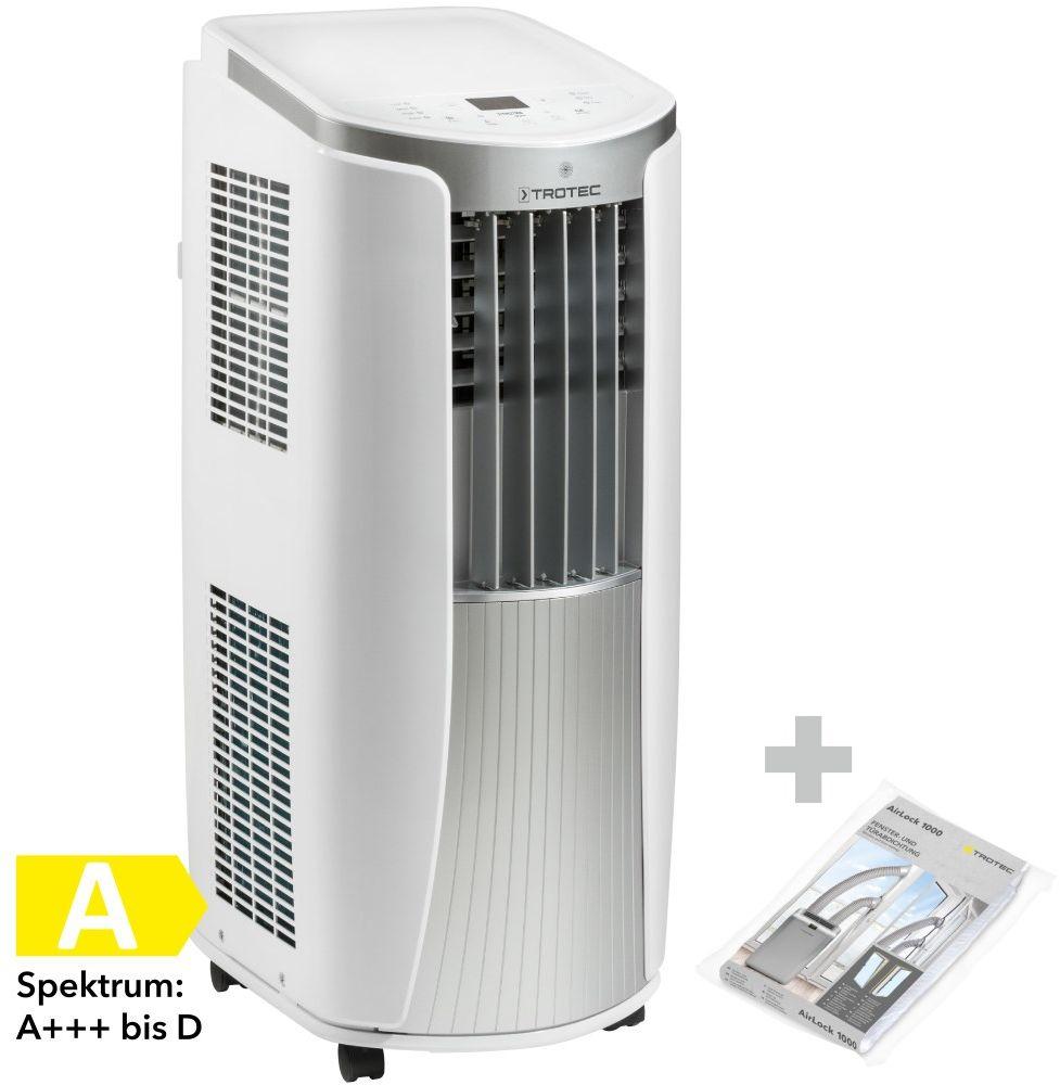Klimatyzator przenośny PAC 2610 E + AirLock 1000