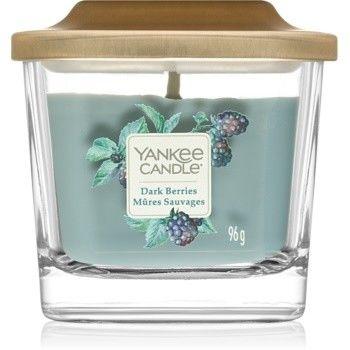 Yankee Candle Elevation Dark Berries świeczka zapachowa mała 96 g