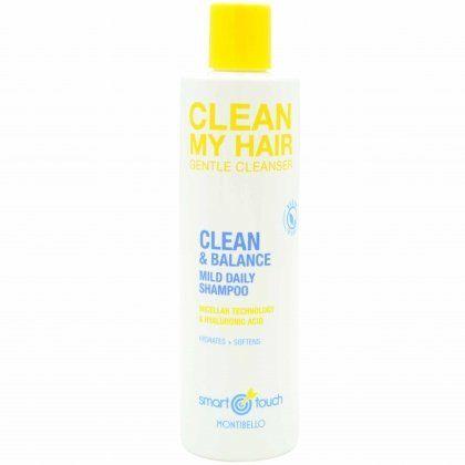 Montibello Smart Touch Clean My Hair wegański szampon oczyszczająco-nawilżający 300ml