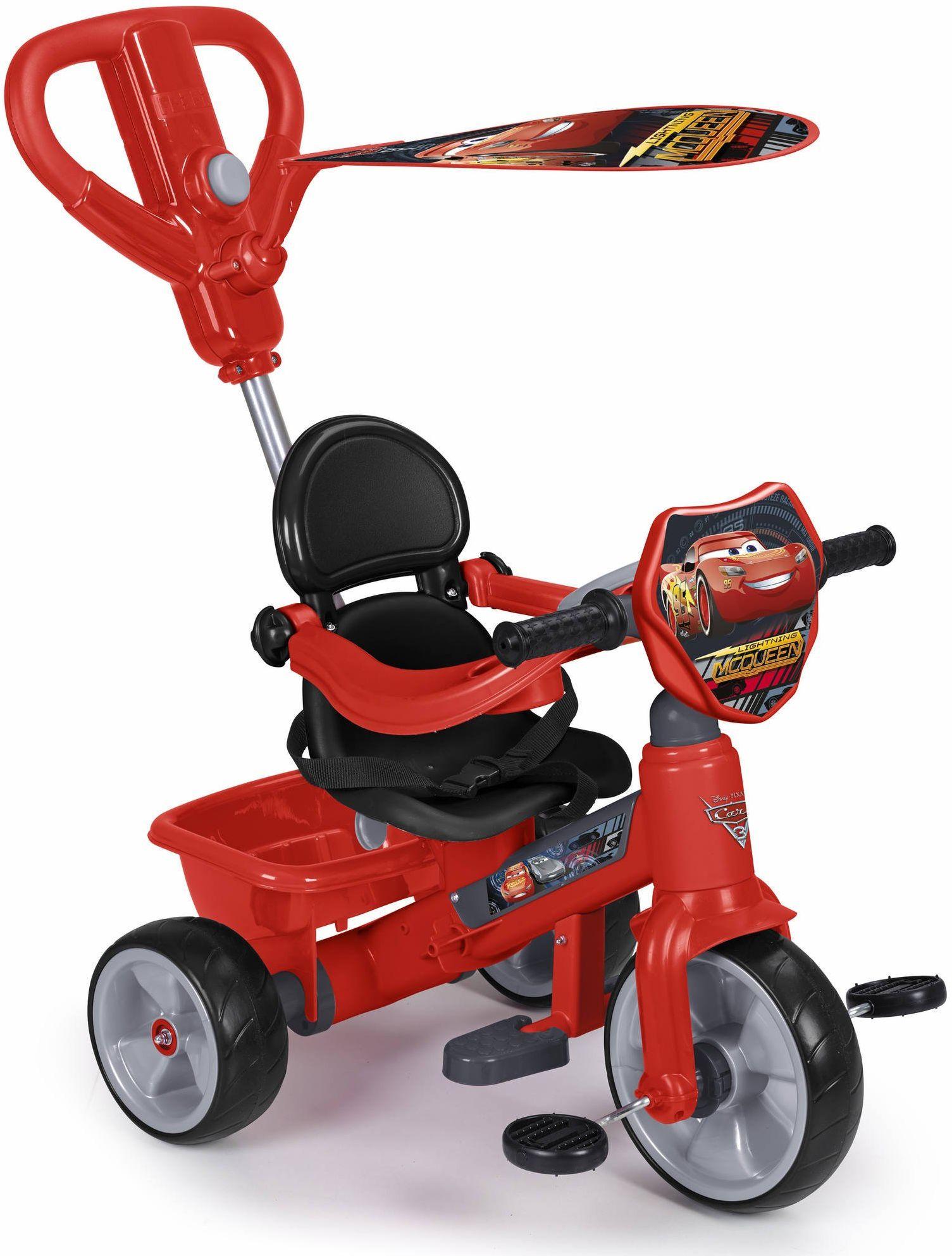 Feber Rower trójkołowy Ferrari Cars 3 Sin talla