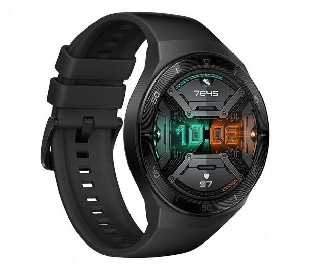 Huawei Watch GT 2e 46 mm Graphite Black Latona-B19S
