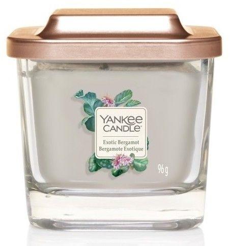 Yankee Candle Elevation Exotic Bergamot świeczka zapachowa mała 96 g