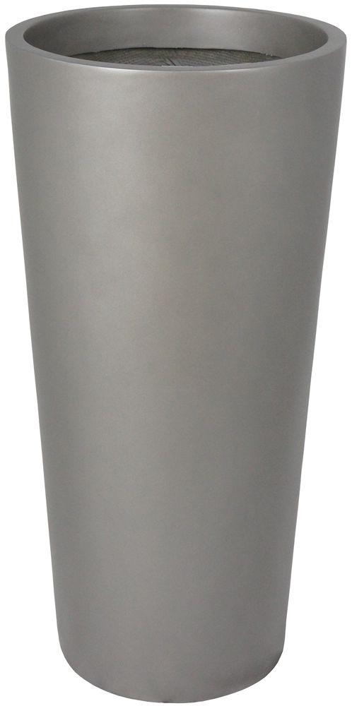 Donica z włókna szklanego D208C szary mat