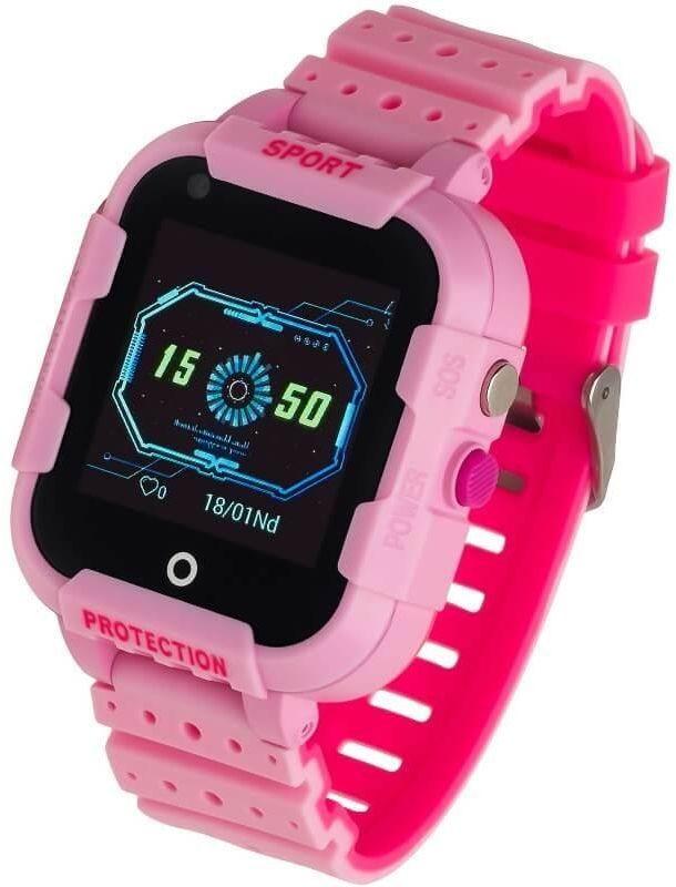 GARETT Smartwatch Kids 4G różowy