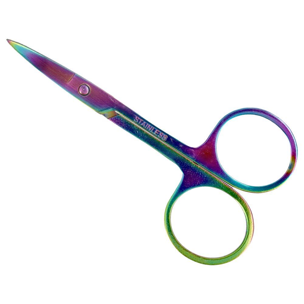 Nożyczki do skórek rainbow