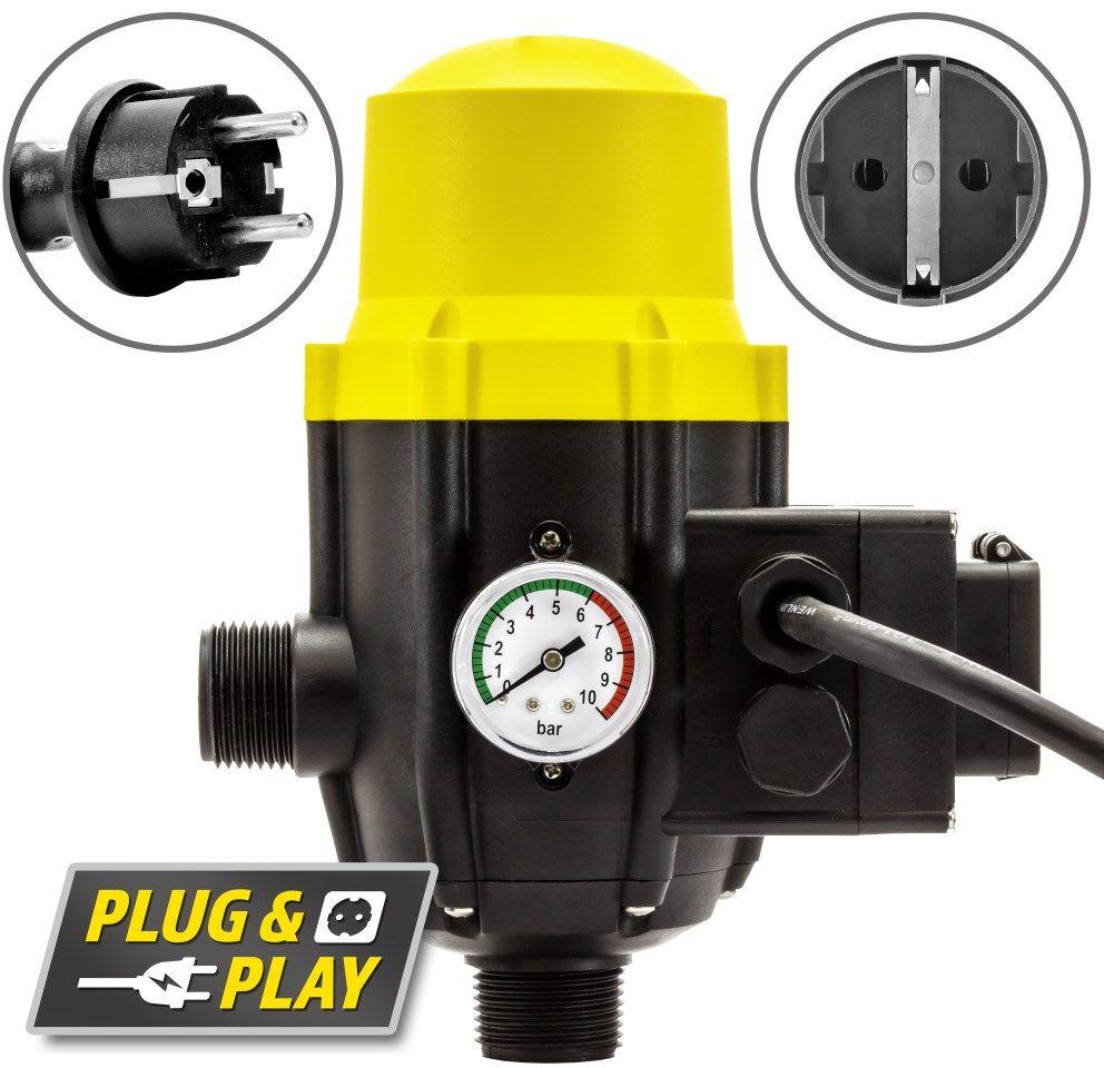 Elektroniczny włącznik ciśnienia TDP DSP