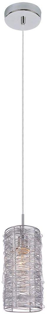 Italux lampa wisząca Linton MDM2136/1 srebrna