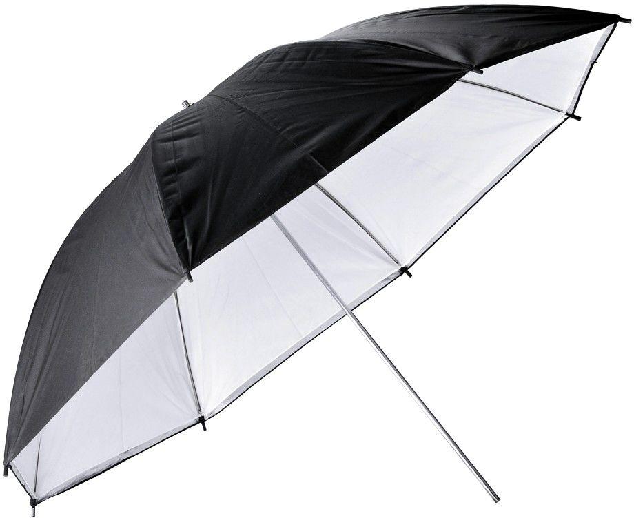 Parasolka biało-srebrna Godox UB-006 84cm