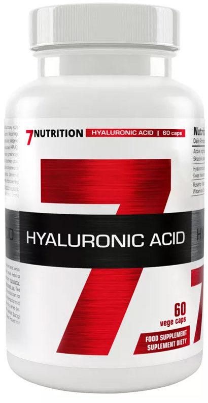 7NUTRITION Hyaluronic Acid 60vegcaps