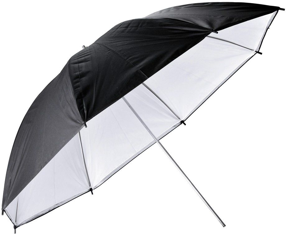 Parasolka biało-srebrna Godox UB-006 101cm