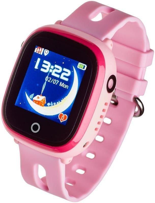 GARETT Smartwatch Kids Happy różowy