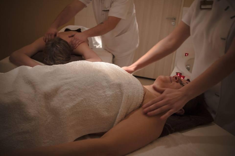 Romantyczny masaż dla dwojga  SPA Hotel Wieniawa