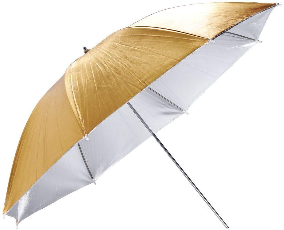 Parasolka złoto-srebrna Godox UB-007 84cm