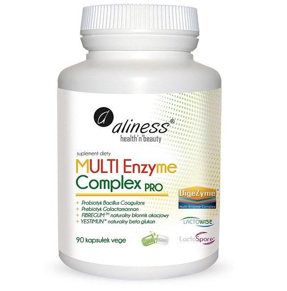 MULTI Enzyme Complex PRO 90kaps weg