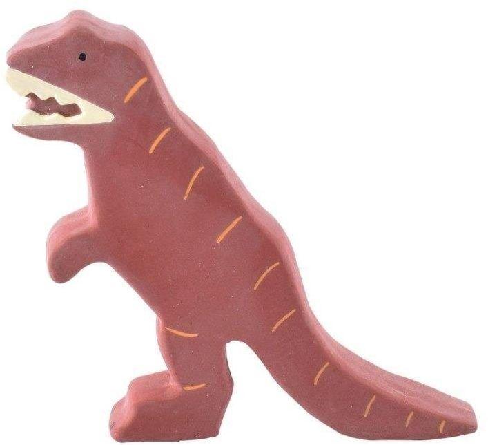 Zabawka gryzak dinozaur tyrannosaurus re x (t-rex)