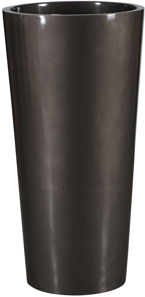 Donica z włókna szklanego D208C grafitowy metalik