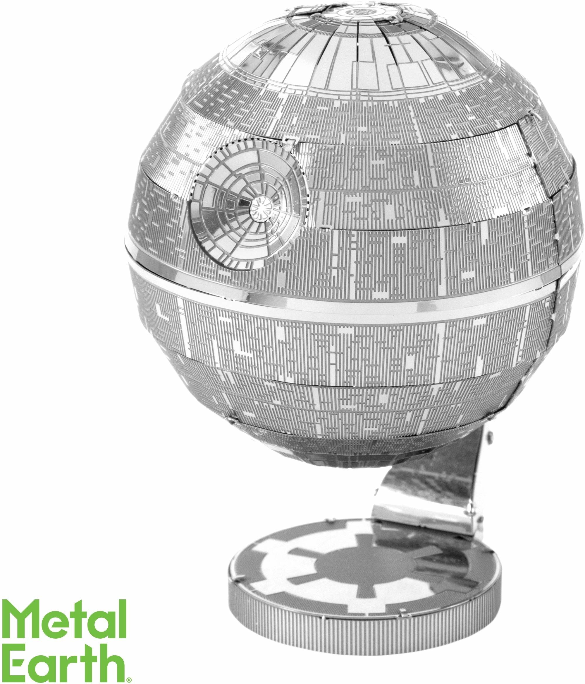Professor Puzzle Metal Earth Death Star