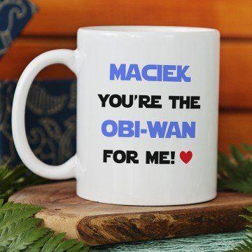 OBI-WAN - Personalizowany Kubek