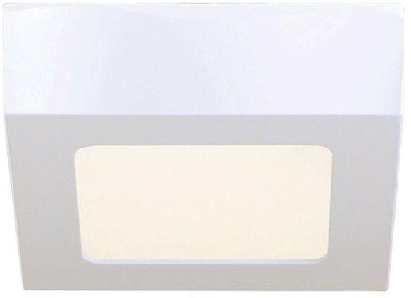 Plafon LED Colours Hestia 600 lm biały