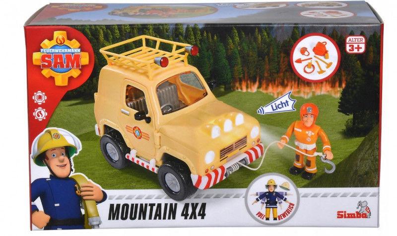 Pojazd Strażak Sam Jeep ratunkowy (GXP-746076)