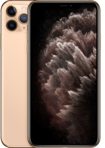 Apple iPhone 11 Pro Max 256GB Złoty MGDE3PM/A
