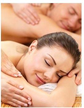 Romantyczny masaż dla dwojga  Toruń