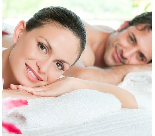 Romantyczny masaż dla dwojga  Sopot