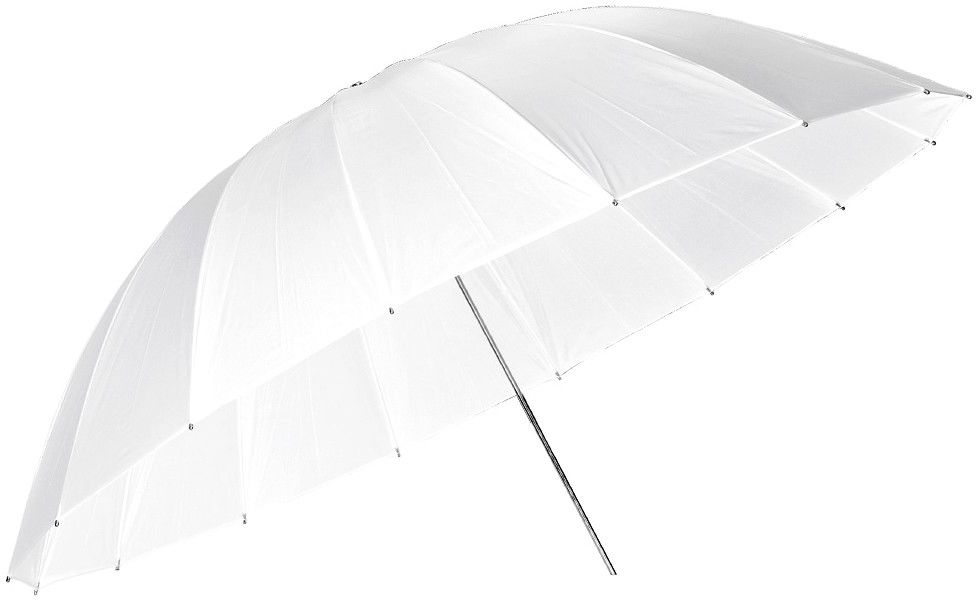 Parasolka biała transparentna Godox UB-L2 75 185cm
