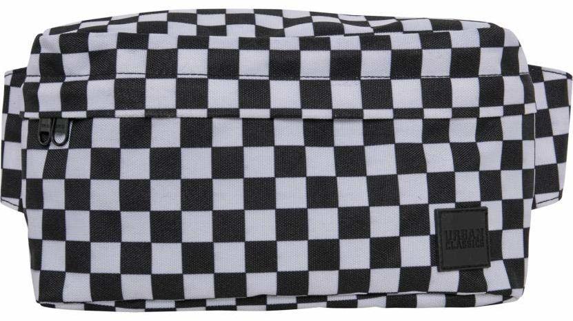 Urban Classics torba na ramię, czarny/biały (wielokolorowa) - TB2435