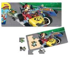PROMO Układanka Mickey and the Roadster Racers BRIMAREX (1576217)