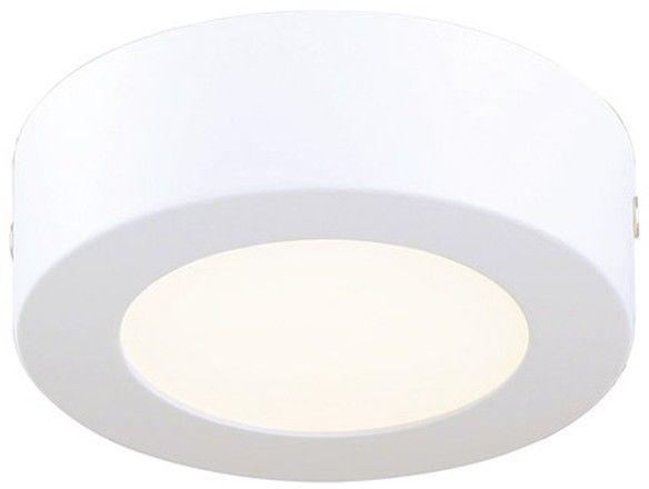 Plafon LED Colours Aius okrągły 600 lm biały