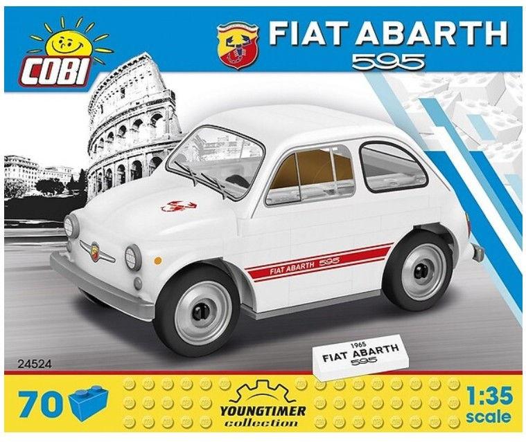 Cars 1965 Fiat Abarth 595