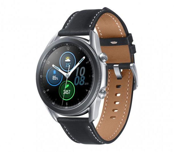 Samsung Galaxy Watch3 45 mm (czarny) SM-R840NZSAEUE