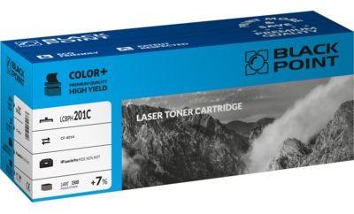 Toner BLACK POINT LCBPH201C