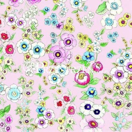 SERWETKI PAPIEROWE - Kwiaty 414 MYGA