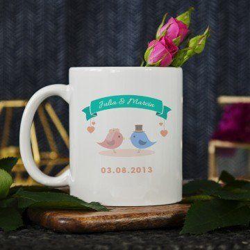 Nasz Ślub - Personalizowany Kubek