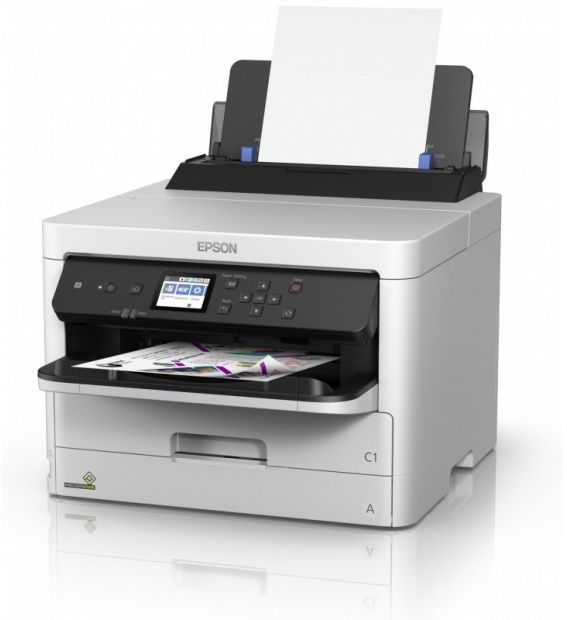 Drukarka EPSON WorkForce Pro WF-C5210DW (A4) (C11CG06401)
