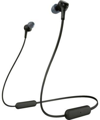 Słuchawki bezprzewodowe SONY WI-XB400 Czarny