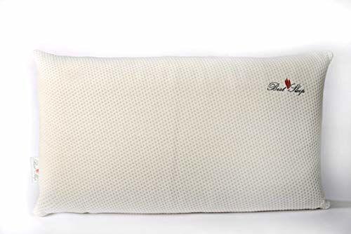 Best Sleep Klasyczna poduszka lateksowa, mydło