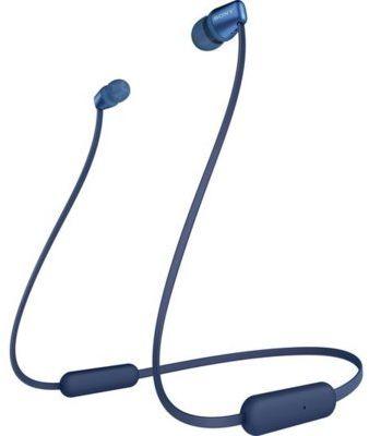 Słuchawki bezprzewodowe SONY WI-C310 Niebieski