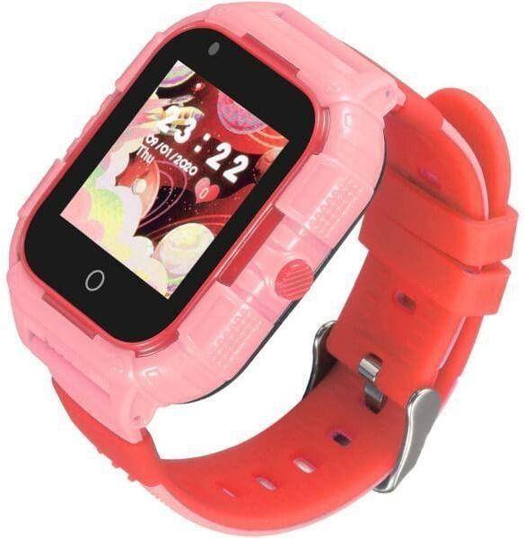 GARETT Smartwatch Garett Kids Protect 4G różowy