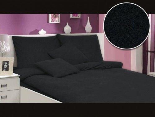 Darymex Pościel frotte czarny 027 200x220