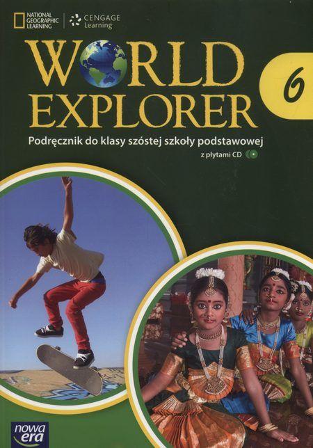 World Explorer 6 Podręcznik + CD