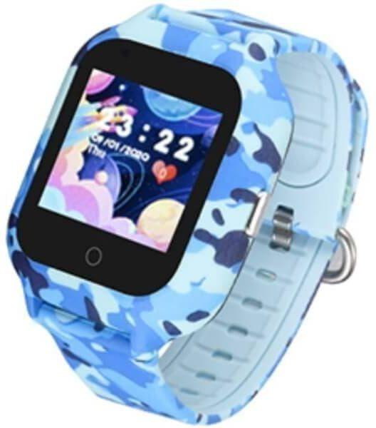 GARETT Smartwatch Garett Kids Moro 4G niebieski
