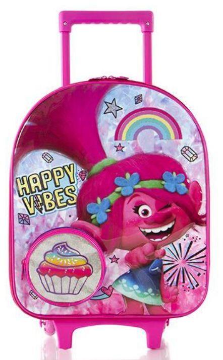 Dziecięca walizka Heys DreamWorks Softside Luggage - Trolls - Trolls